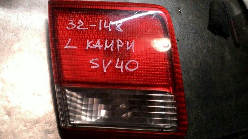 Вставка в крышку багажника Toyota Camry SV40 3S FE задняя левая