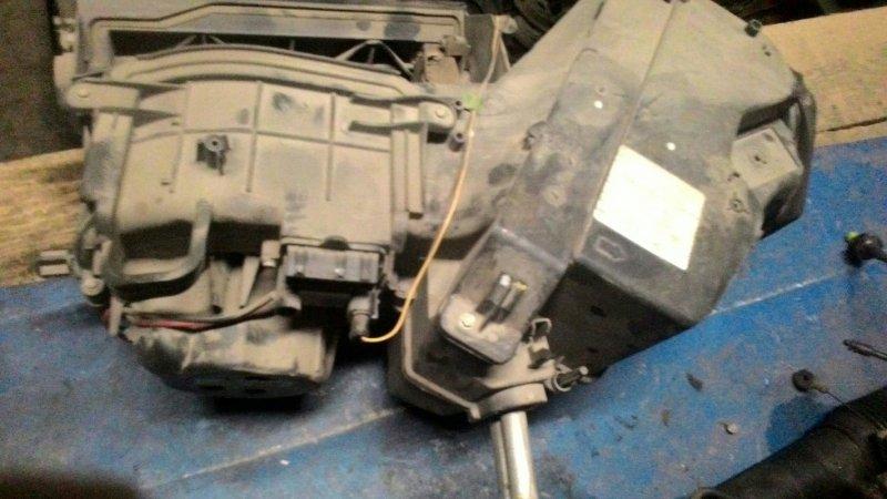 Мотор печки Renault Symbol LB K7J