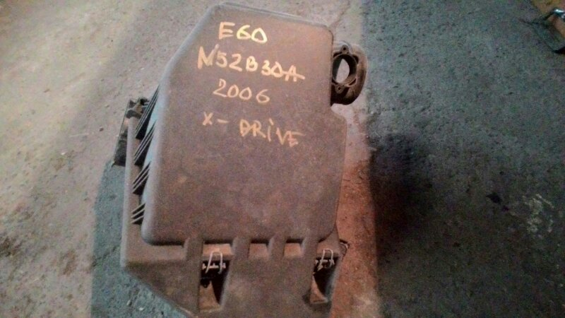 Корпус воздушного фильтра Bmw 5 Series E60 N52B30