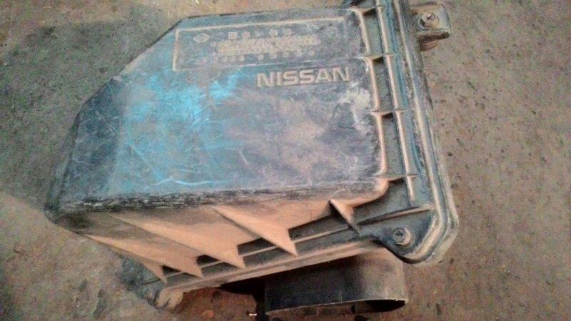 Корпус воздушного фильтра Nissan