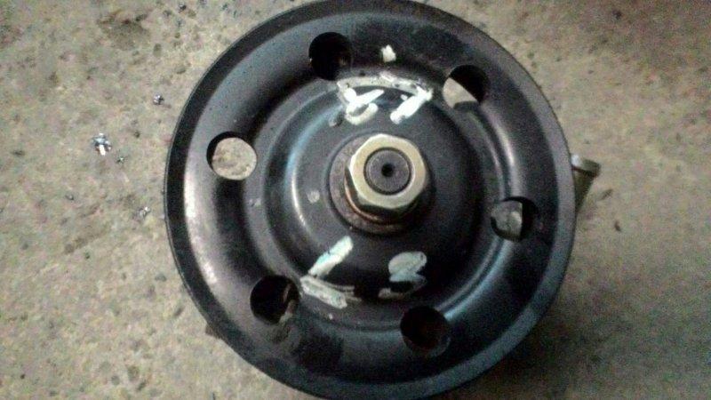Гидроусилитель Mazda Mpv LW3W L3VE
