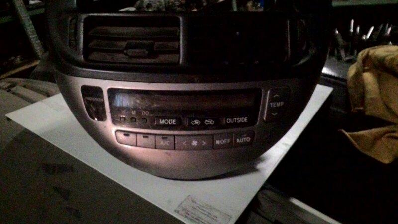 Блок управления климат-контролем Toyota Lucida ACR40 2AZ-FE