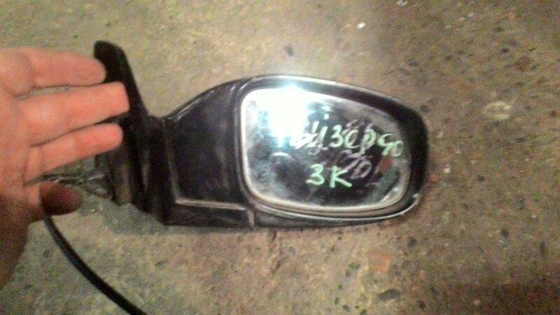 Зеркало Toyota Chaser GX90 1GFE переднее правое