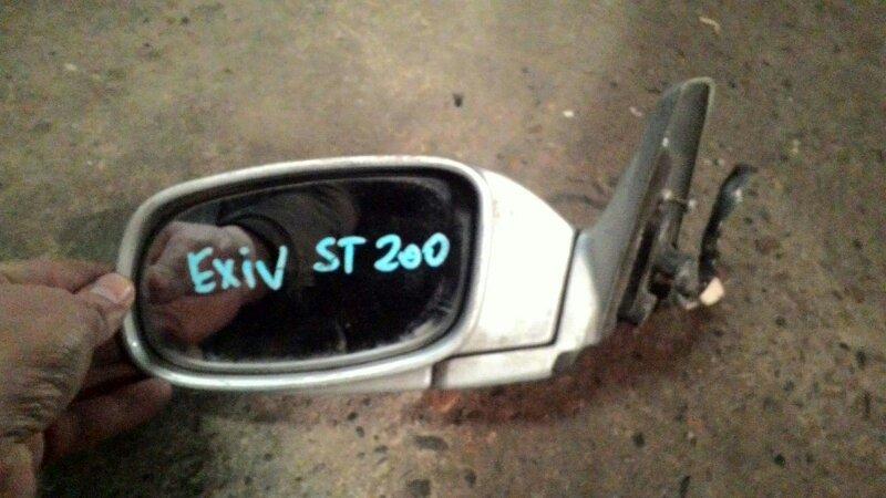 Зеркало Toyota Exiv 202 переднее левое