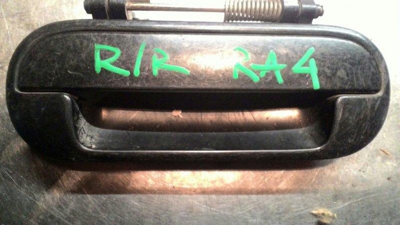 Ручка двери наружняя Honda Odyssey RA4 F23A задняя правая