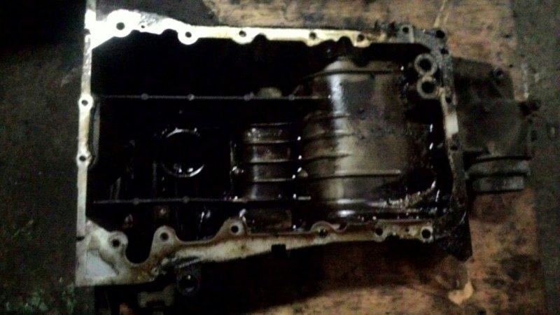 Поддон двигателя Lexus Gs300 GRS190 3GR-FSE