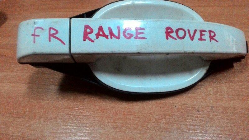 Ручка двери наружняя Range Rover передняя правая
