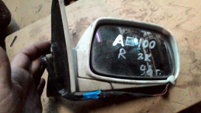 Зеркало Toyota Corolla AE103 переднее правое