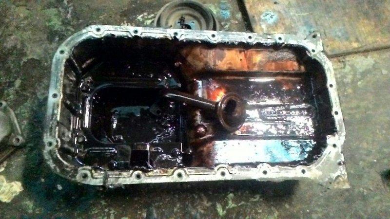 Поддон двигателя Hyundai Matrix FC G4CB