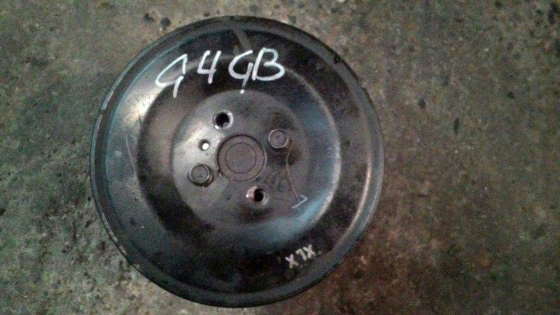 Помпа Hyundai Matrix FC G4CB