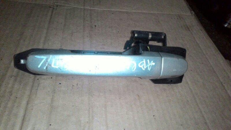Ручка двери наружняя Toyota Avensis AZT250 1AZ FSE передняя левая