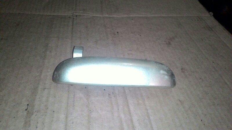 Ручка двери наружняя Toyota Funcargo NCP20 1NZ-FE задняя