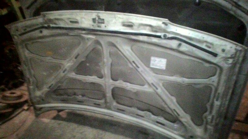 Капот Mazda Mpv LVLW G5-E