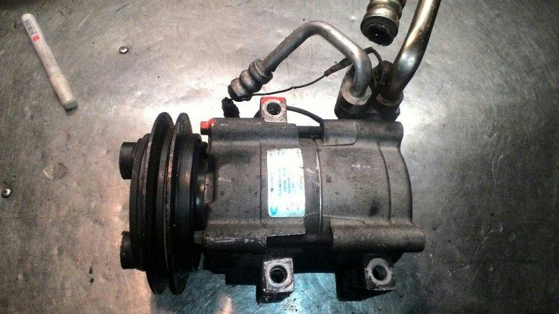 Компрессор кондиционера Hyundai Terracan D4BH