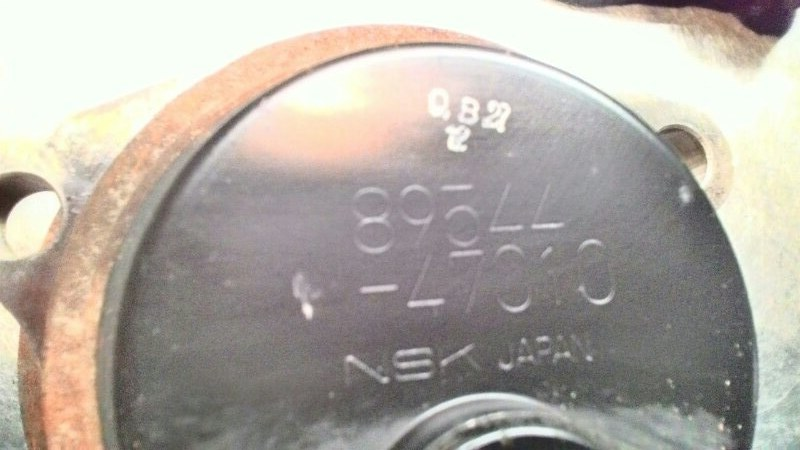 Ступица Toyota Avensis Verso задняя