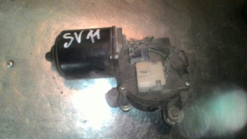 Мотор дворников Toyota Vista SV10 1SFE