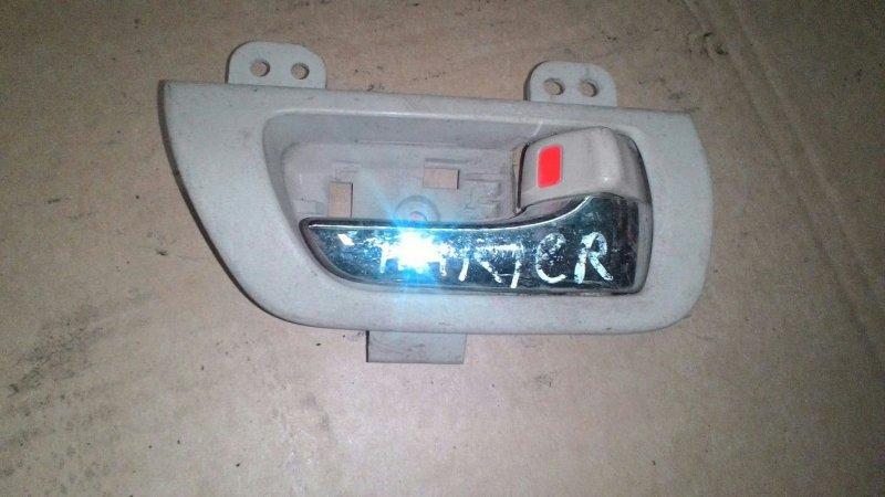 Ручка двери внутренняя Toyota Harrier MCU30 правая