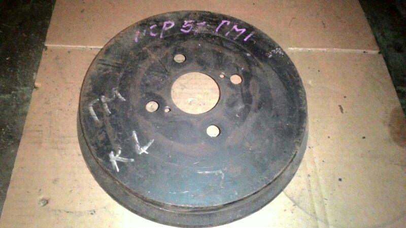 Тормозной барабан Toyota Probox NCP51 задний