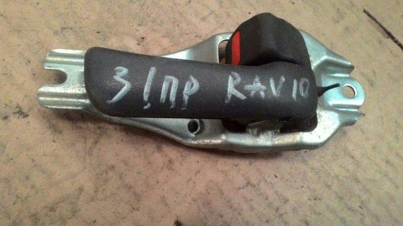 Ручка двери внутренняя Toyota Rav4 SXA10 3SFE задняя правая