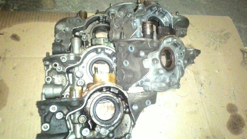 Масляный насос Honda Civic ES1 D17A D15В