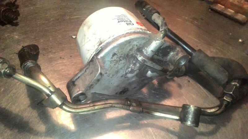 Корпус масляного фильтра Mazda Bongo SK22A R2