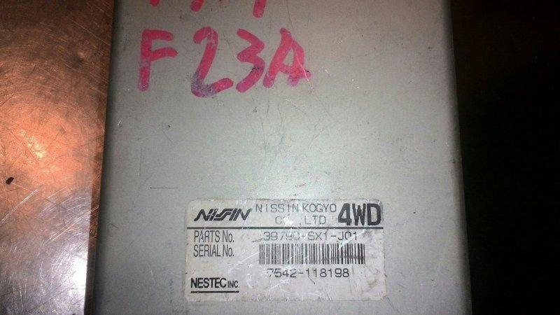 Блок управления акпп Honda Odyssey RA4 F23A