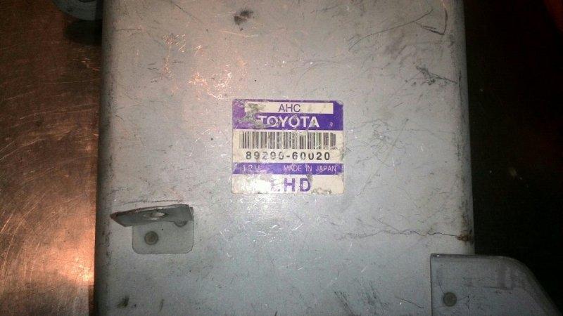 Блок управления подвеской Toyota Land Cruiser UZJ100 2UZFE