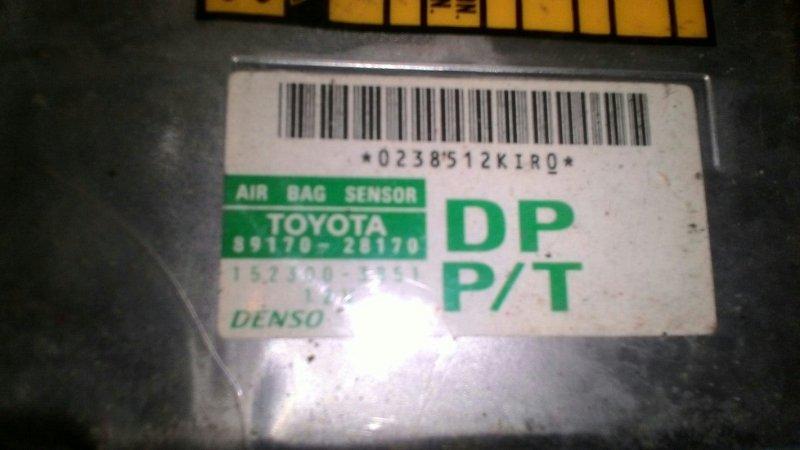 Блок управления airbag Toyota Estima ACR40 2AZ-FE