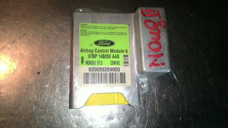 Блок управления airbag Ford Mondeo 2 BAP ZETEC 2 0
