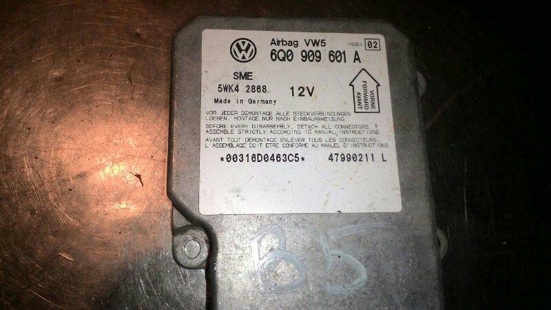 Блок управления airbag Volkswagen Passat В5 AMX 2 8