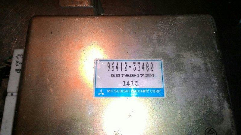 Блок управления двс Hyundai Sonata Y3 G4CP