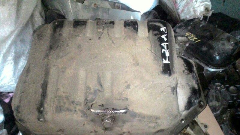Поддон двигателя Honda Accord CL7 K24A3