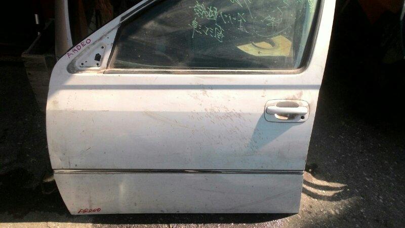 Дверь боковая Toyota Vista SV50 3S FE передняя левая