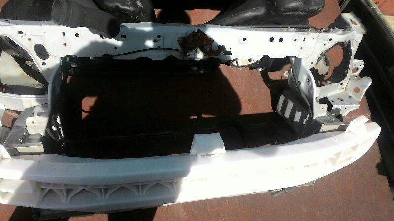 Рамка радиатора Mazda Mpv LW3W L3VE