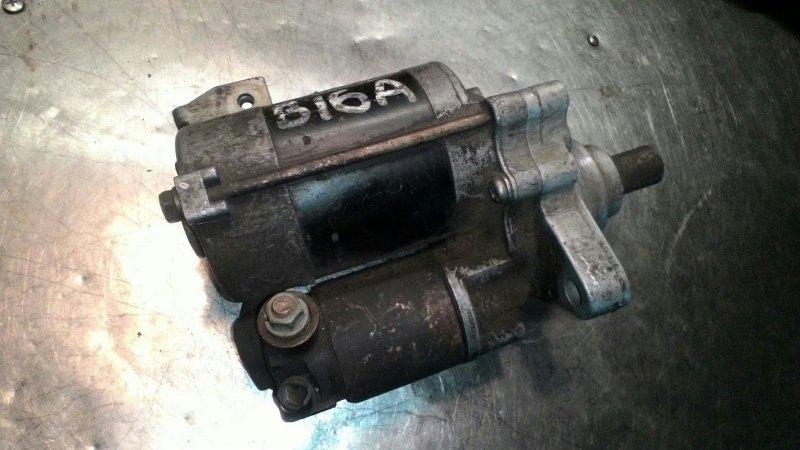 Стартер Honda Integra DA6 B16A