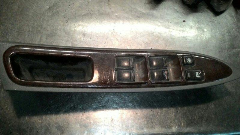 Блок управления стеклоподьемниками Nissan Presage U30 K24DE