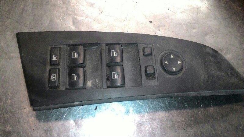 Блок управления стеклоподьемниками Bmw 5 Series E60 N52B30
