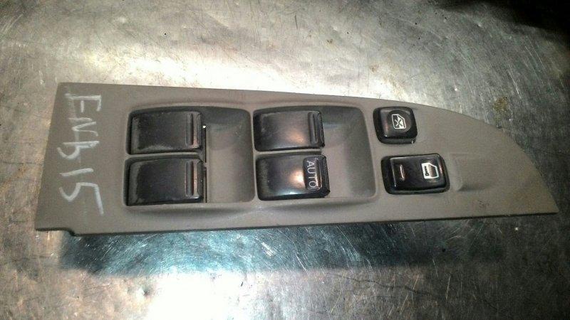 Блок управления стеклоподьемниками Nissan Sunny FNB15 QG15DE