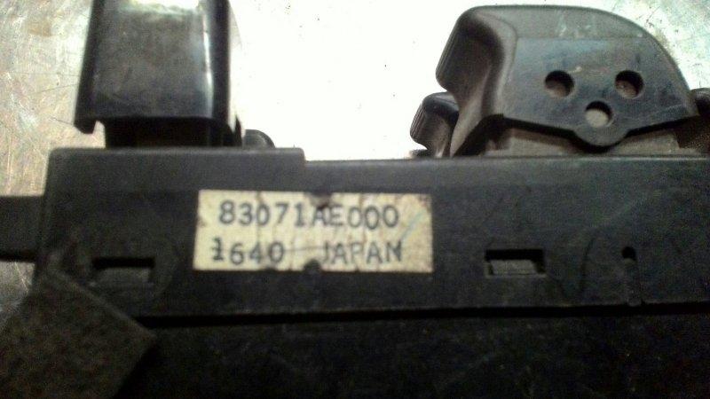 Блок управления стеклоподьемниками Subaru Legacy B4 BE5 EJ20