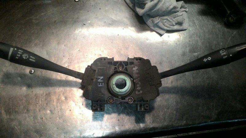 Блок подрулевых переключателей Nissan Bluebird Sylphy FG10 QG15DE