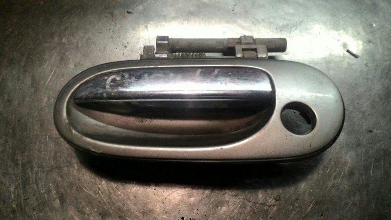 Ручка двери наружняя Nissan Bluebird Sylphy FG10 QG15DE передняя левая