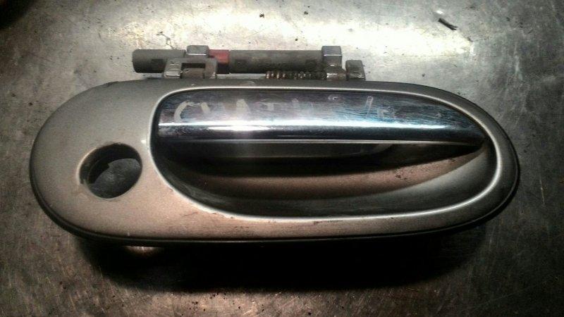 Ручка двери наружняя Nissan Bluebird Sylphy FG10 QG15DE передняя правая