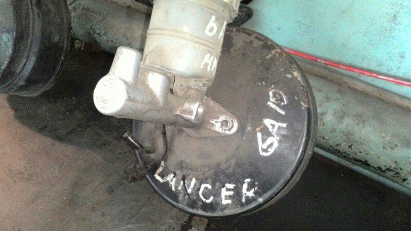 Главный тормозной цилиндр Mitsubishi Lancer CB6A 6A10