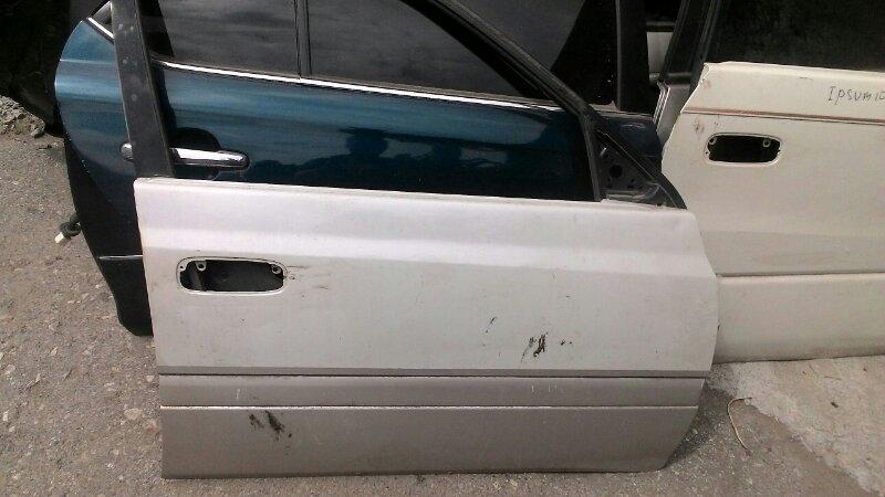Дверь боковая Toyota Corona Premio AT211 7AFE передняя правая