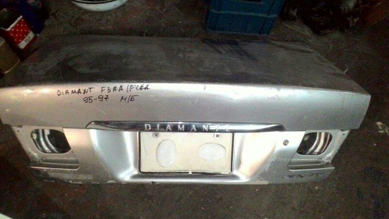Крышка багажника Mitsubishi Diamante F46A 6G72