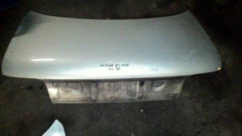 Крышка багажника Toyota Carina AT190 7AFE