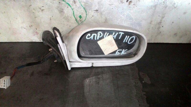 Зеркало Toyota Sprinter AE111