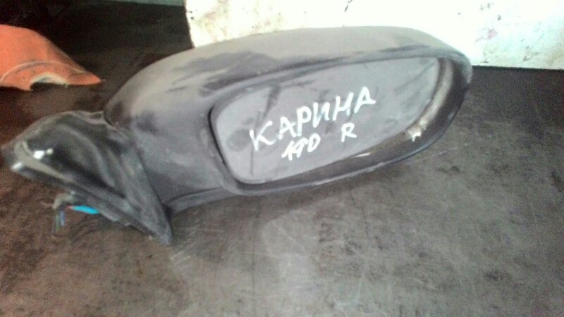 Зеркало Toyota Carina AT190 7AFE правое