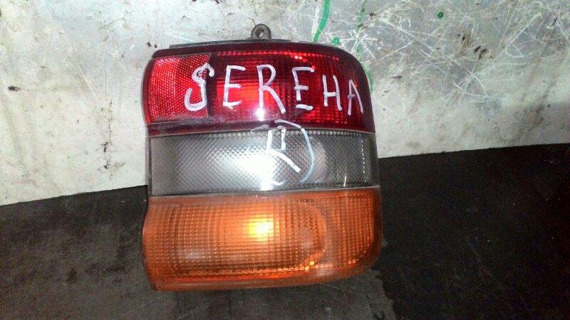 Фонарь Nissan Serena C23 CD20 задний правый