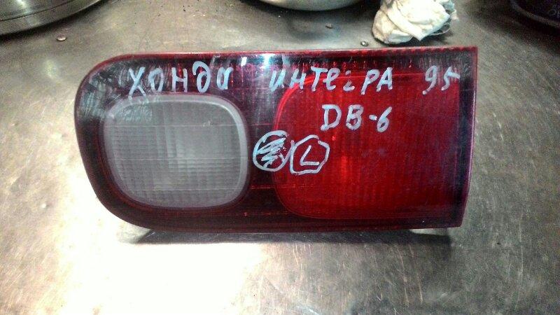 Вставка в крышку багажника Honda Integra DB6 D15B задняя левая